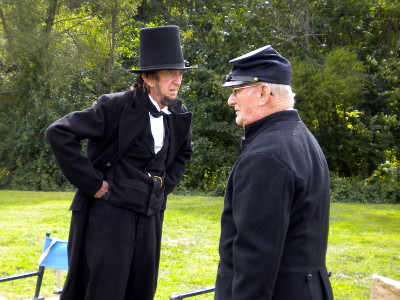 Civil War Encampment
